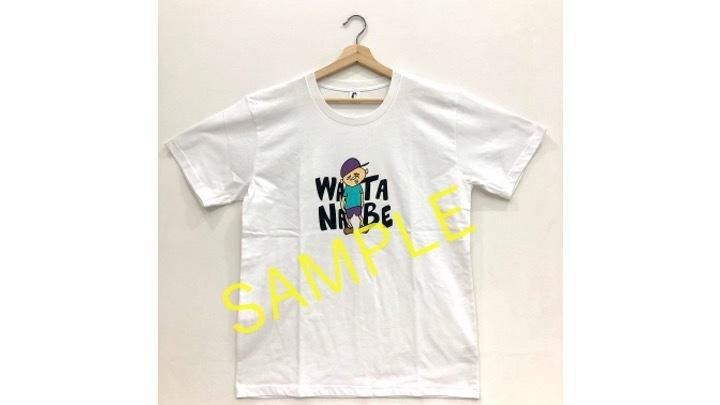 Tシャツ designed by Shu