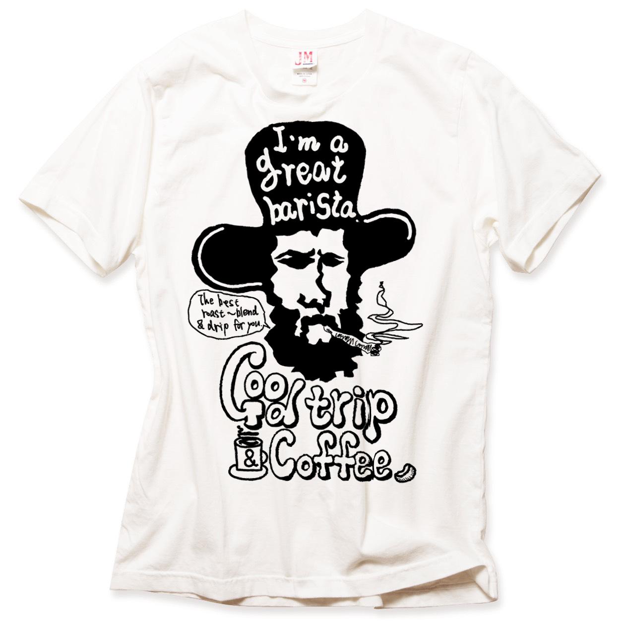 岩永洋昭 デザインTシャツ